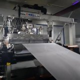 金韋爾PC、PMMA光學片材生產線設備