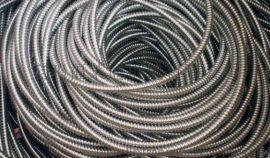 西安不锈钢穿线金属波纹管批发