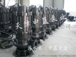 JYWQ型自动搅匀潜水排污泵概述