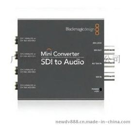 BlackMagic Mini Converter - Analog to SDI转换器 SD HD/3gsdi