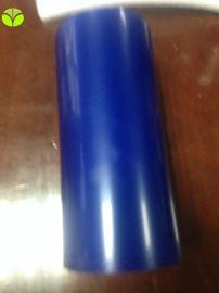 供应蓝色pvc保护膜 耐酸碱蓝色pvc保护膜 pvc保护膜
