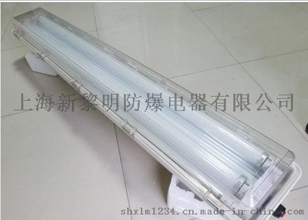 廠家直銷新黎明正品BYS-2*18W防爆防腐應急全塑燈,雙管LED加應急裝置防爆全塑熒光燈