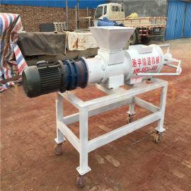 2017新型鲁宁220型|固液分离机|鸭粪固液分离机价格