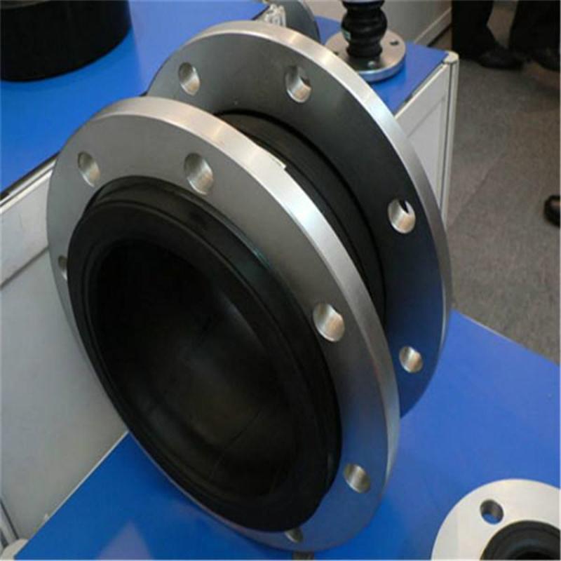 厂家生产 耐酸碱橡胶软连接 金属补偿器 型号齐全