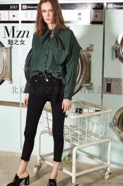 魅之女东莞时尚潮牌女装18秋品牌女装亮点国际艾安琪
