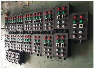 LBZ8030-A2D2防爆防腐操作柱