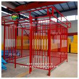 塔吊安全護欄網 河南塔吊圍欄 施工安全防護網現貨