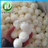 手工制作纤维球 各种污水过滤净水器滤料纤维球