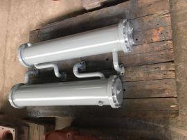 阿特拉斯ZH1000离心空压机改装油冷却器