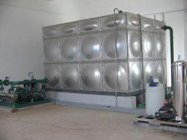 水箱 定制玻璃钢水箱 安装形式