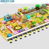 热销百万海洋球池 室内主题乐园设备定制
