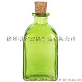 徐州明政玻璃制品厂 供应各种家居玻璃花瓶