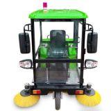 全封閉式道路清掃車工地掃地車工業掃地機電動三輪掃地車