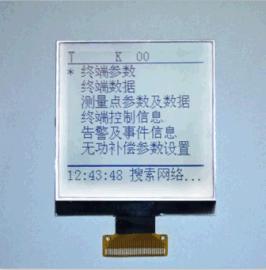 低功耗160160小尺寸COG液晶显示模块