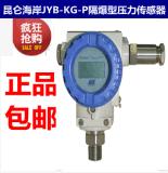 昆仑海岸JYB-KG-P隔爆系列压力液位变送器