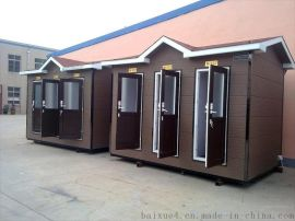 来样定做5个蹲位厕所4个蹲位厕所生态园厕所