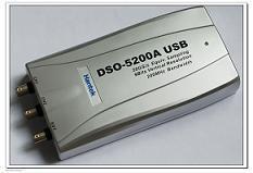 虚拟示波器(DSO-5200A USB)