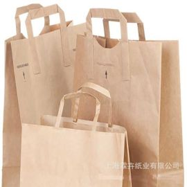 手提纸袋牛皮纸 上海浙江温州苏州昆山 印刷包装用牛皮纸