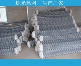 专业生产安装勾花网 勾花护栏网 镀锌铁丝勾花网