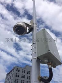河南郑州防爆监控防爆摄像机防爆护罩304不锈钢