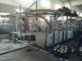 广东电热水壶除油除蜡清洗生产线 自动超声波清洗烘干设备