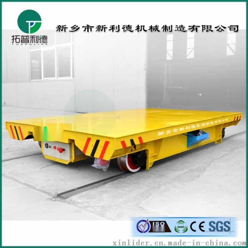 南通厂家蓄电池组装设备 轨道牵引小车