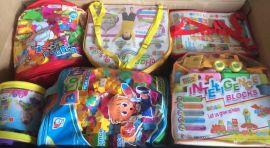 澄海悦乐玩具有限公司杂款益智类玩具称斤特价批发