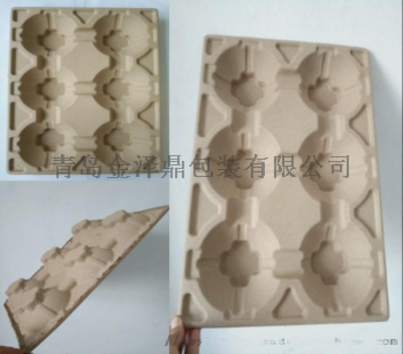 环保纸浆托,环保纸浆水果托盘,高强度纸浆托