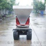 履带自走式小麦田用液压马达撒肥器