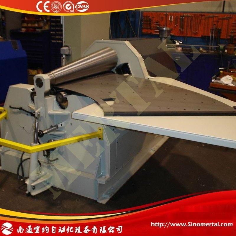 LNG气瓶制造  卷板机 风力塔筒四辊卷板机