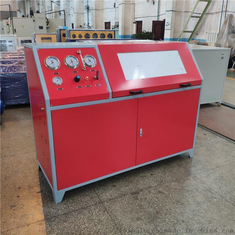 高压胶管 软管耐压爆破试验台0-250mpa