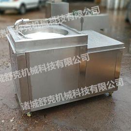 河南定量扭结灌肠机 小型灌肠机器