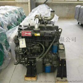 潍坊潍柴R4105ZD柴油机50KW发电机组专用