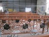 广东楼梯铁栏杆 楼梯护栏 楼梯扶手 别墅室内栏杆
