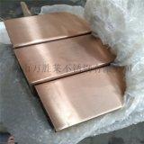 不鏽鋼方管25*25*1.2裝飾玫瑰金