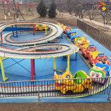 戶外兒童遊樂場設備迷你穿梭 公園小型遊樂設施