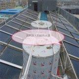 750人用太阳能热水器,15吨太阳能热水