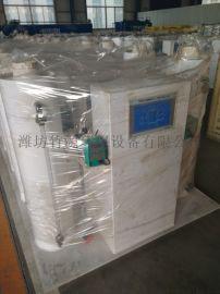 医院污水一体化处理设备一级标准处理装置