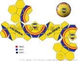 机缝足球,pu绕线胆足球,礼品球,校园足球定制