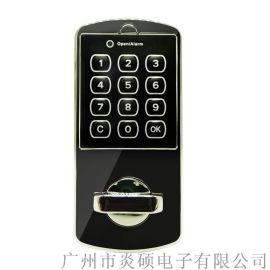 炎硕电子智能密码柜锁