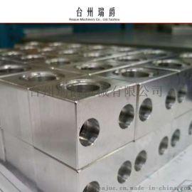 工业铝型材铝板6061精密零件钛合金件定制机加工