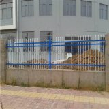 鋅鋼院牆護欄@現貨院牆防護欄杆@鋅鋼院牆隔離欄