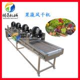 果蔬生产线风干机 不锈钢输送带风干机