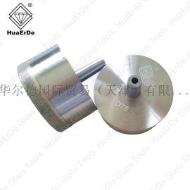 玻璃工具金刚石钻头、青铜烧结钻头、玻璃打孔、玻璃钻头