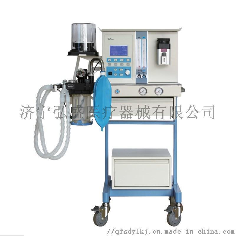 弘盛SD-M2000A麻醉機