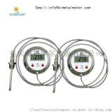 气体液体膨胀式压力式毛细管锅炉温度表