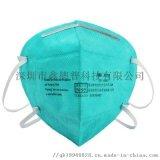 3M9132无纺布致病微生物颗粒物过滤医用防护口罩