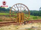 成都水车厂家,田园浇灌用水车定制