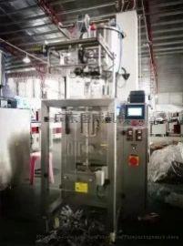 果冻条立式包装机酱汁液体饮料棒状条形立式包装机