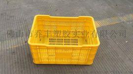 陕西塑料筐,陕西西安蔬菜筐,西安水果筐,塑料周转箩